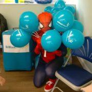 Spiderman Children's Party Host London