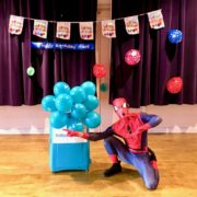 Spiderman Kid's Party Host London