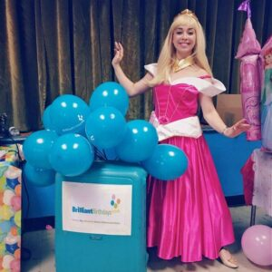 Princess Aurora Entertainer