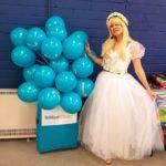 Flower Fairy Princess Party London