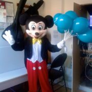Mickey Party Fun London