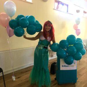 Magical Mermaid Party Host London