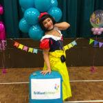 Snow White Party Host London