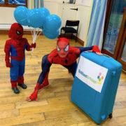 Spiderman kids Party London