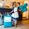 Alice In Wonderland Party Host London