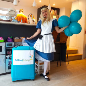 Alice In Wonderland Party Host London