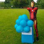 Ironman Party Host London
