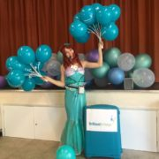Mermaid Party Entertainer London