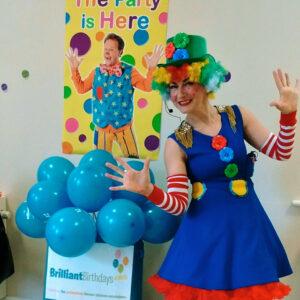 Clown Kids Entertainer