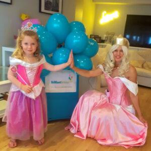 Princess Aurora Party Entertainer