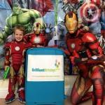 Ironman Themed Party Entertainer London