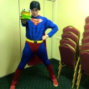 Superman Entertainer London