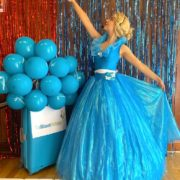 Cinderella Lookalike Party