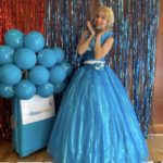Cinderella Lookalike Party London