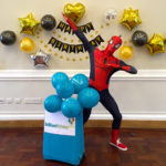 Spiderman Kids Party Host London