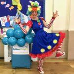 Clown Children's Birthday Party
