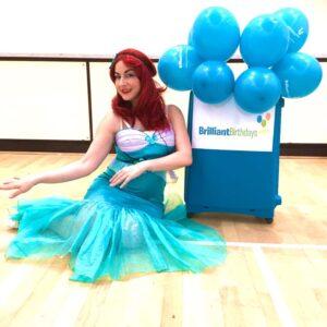Mermaid Party Entertainment London