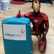 Ironman Lookalike Children's Party Host