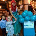 Mermaid Children's Party Entertainer
