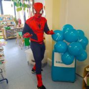 Spiderman Kids Party London