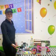 Brilliant Birthdays Face Painter