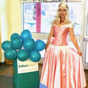 Princess Aurora Children's Entertainer