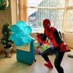 Spiderman Children's Birthday Party