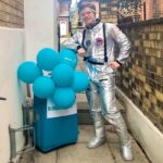 Space Party Host London