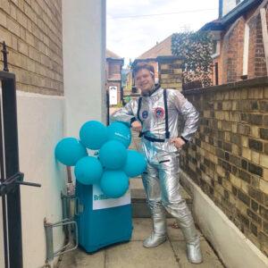 Spaceman Party London