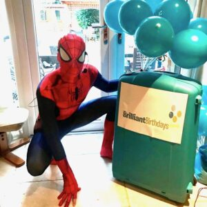 Spiderman Party Entertainer