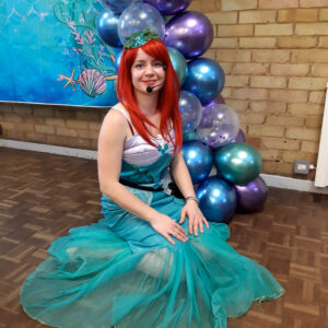 Mermaid Childrens Party Host London