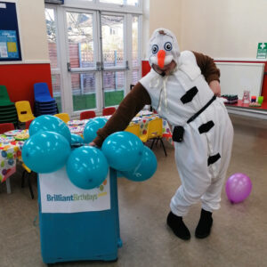 Olaf Childrens Party London