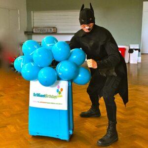 Batman Party Entertainer from Brilliant Birthdays