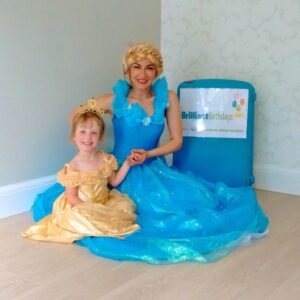 Cinderella Party Entertainment