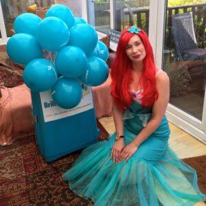Mermaid Kids Party London