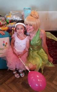 Tinker Bell Kid's Entertainer London