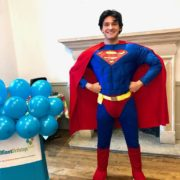 Superman Lookalike Kid's Party Entertainer