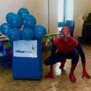 Spiderman Children's Party Entertainment