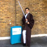 Jedi party Host London