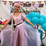 Rapunzel Party Entertainer