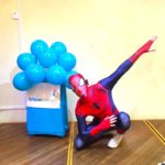 Spiderman Kids Party Host