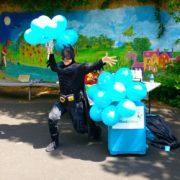 Batman kids Party Host London
