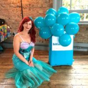 Mermaid Party Host London
