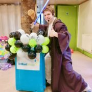 Jedi Party Star Force London