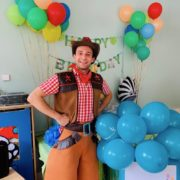 Crazy Cowboy Party Fun London