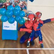 spiderman party entertainment london