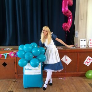 Alice In Wonderland Party Entertainment London