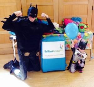 Batman Children's Party London