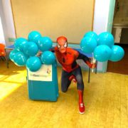 Spiderman Kids Party Host