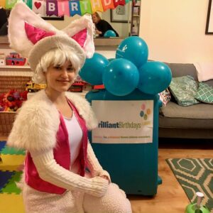Bunny Party Children's Entertainment